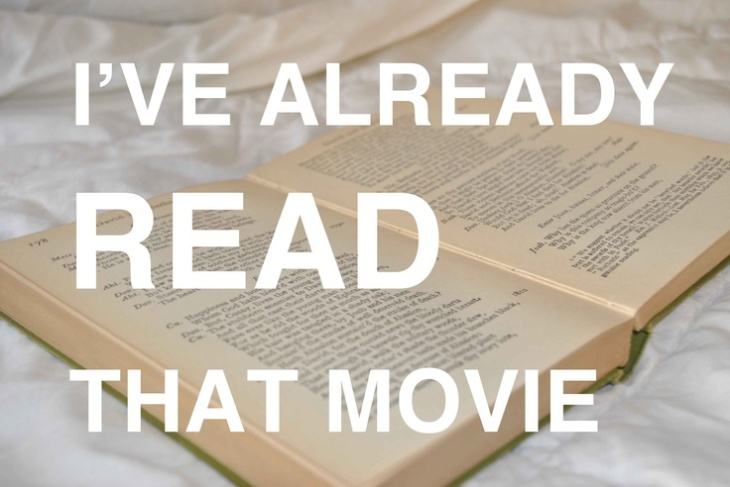 Read the book first THEN can you watch the movie. Geez.